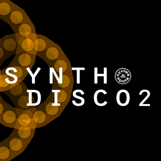 Cycles and Spots Synth Disco 2 WAV MiDi-AUDIOSTRiKE